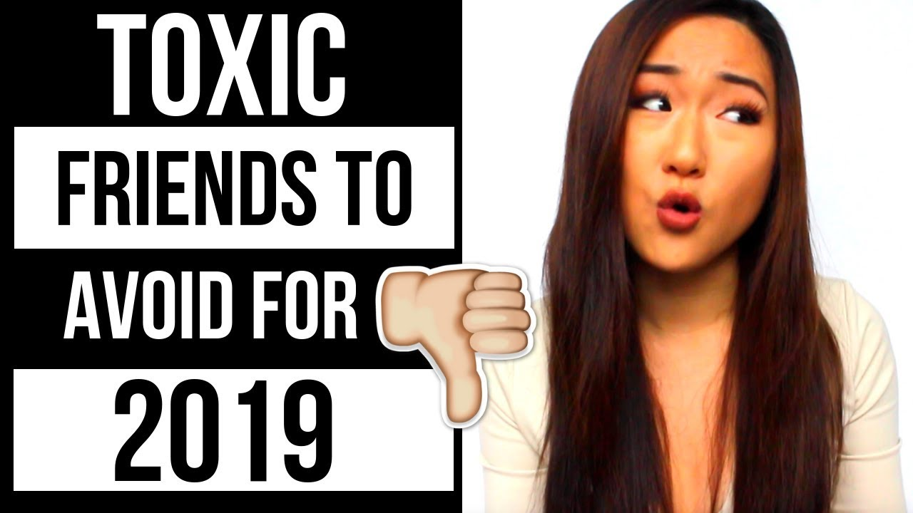 3 Types of Friends to Avoid in 2019 If You Want To Succeed image