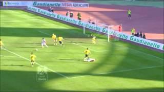 TG 26.11.12 Calcio, il Bari torna a sorridere al San Nicola
