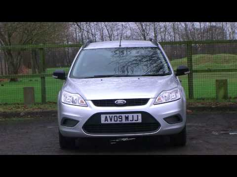 Ford Focus 1.6TDCi Studio 5dr + ONE OWNER + 12 MONTHS MOT