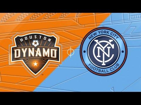 FIFA 17 - Houston Dynamo Vs New York City FC Gameplay - MLS Season