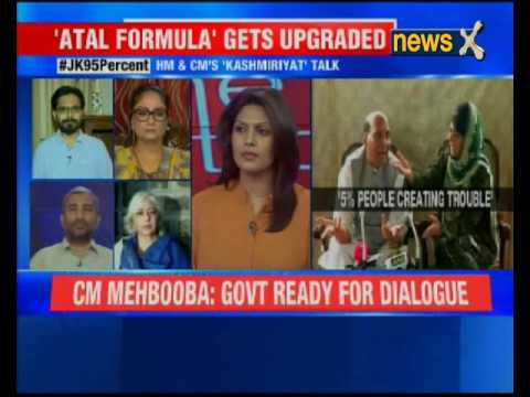 HM & CM's 'Kashmiriyat' talk: Will government name & nail '5% agents'?