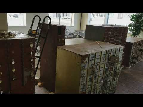 2018.01.16 - Bank vault storage key boxes safe deposit boxes