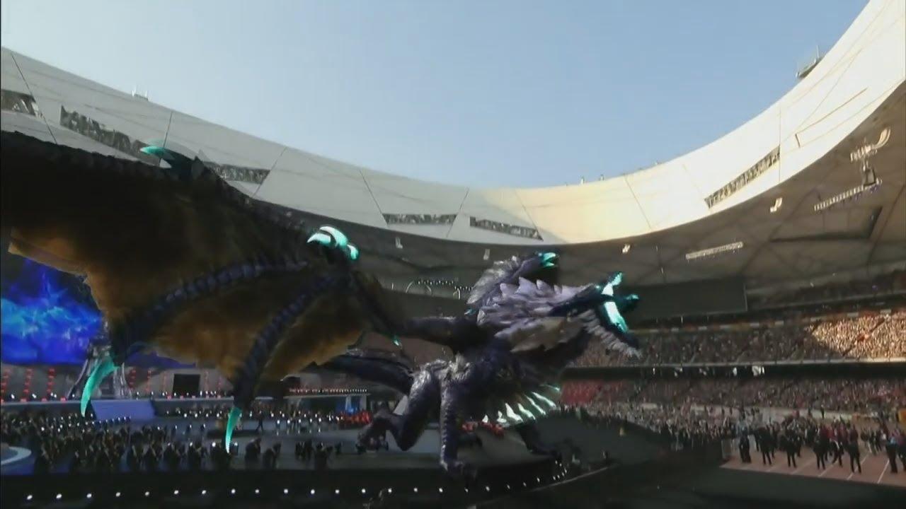 Abertura Da Final Do Mundial  League Of Legends Completa