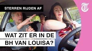 Louisa: 'Ik ben helemaal nat!' - STERREN RIJDEN AF #06