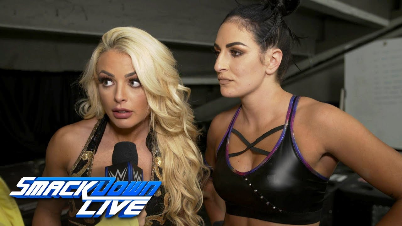 Are Rose & Deville at a disadvantage in the Elimination Chamber?: SmackDown Exclusive, Feb. 12,