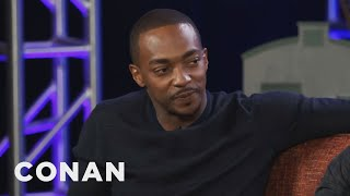 Anthony Mackie Tried To Recreate The