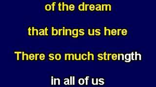 PR2144 02 Dion, Celine Power Of The Dream, The [karaoke]