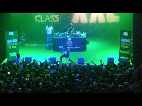Denzel Curry - Gook (XXL Freshman LIVE 2016)