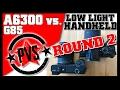Sony A6300 vs. Panasonic G85 // Round 2