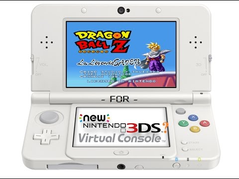 Dragon Ball Z: Super Butoden 2 for New 3DS Virtual Console??