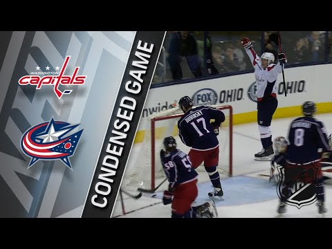 02/06/18 Condensed Game: Capitals @ Blue Jackets