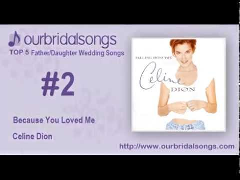 top 5 father daughter wedding songs youtube. Black Bedroom Furniture Sets. Home Design Ideas