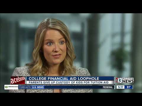 College Financial Aid Loophole