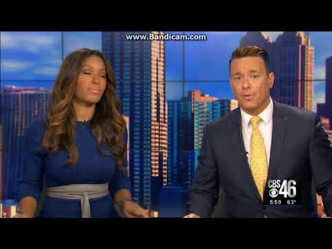 WGCL: CBS 46 News At 6pm Open--2017