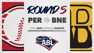 Perth Heat @ Brisbane Bandits, R5 | G4