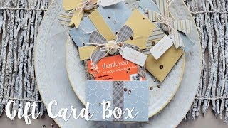 How to create a gift card envelope with Katie Skilton - Sizzix Lifestyle