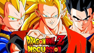 Video Top 10 GREATEST Dragon Ball Z Characters of All Time download MP3, 3GP, MP4, WEBM, AVI, FLV Juli 2018