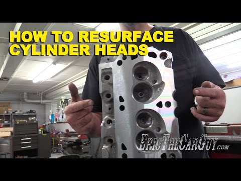 How To Resurface Cylinder Heads