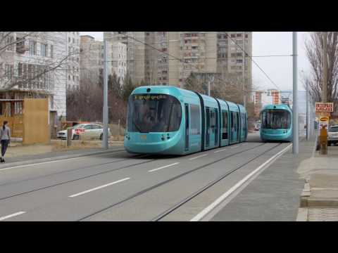 CDIA Plans for an improved public transport in Tbilisi