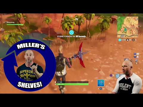 Fortnite: Trolling The Time Trials