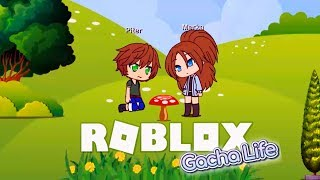 • Roblox - GachaLife • w/ Piter • Między Nami Degeneratami  •