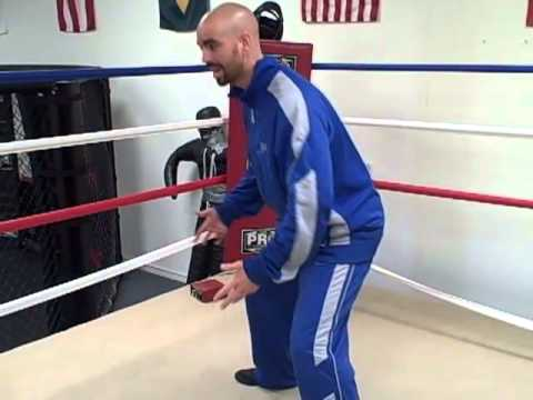 Boxing Basics: Stay on balance and be better offensively/defensively