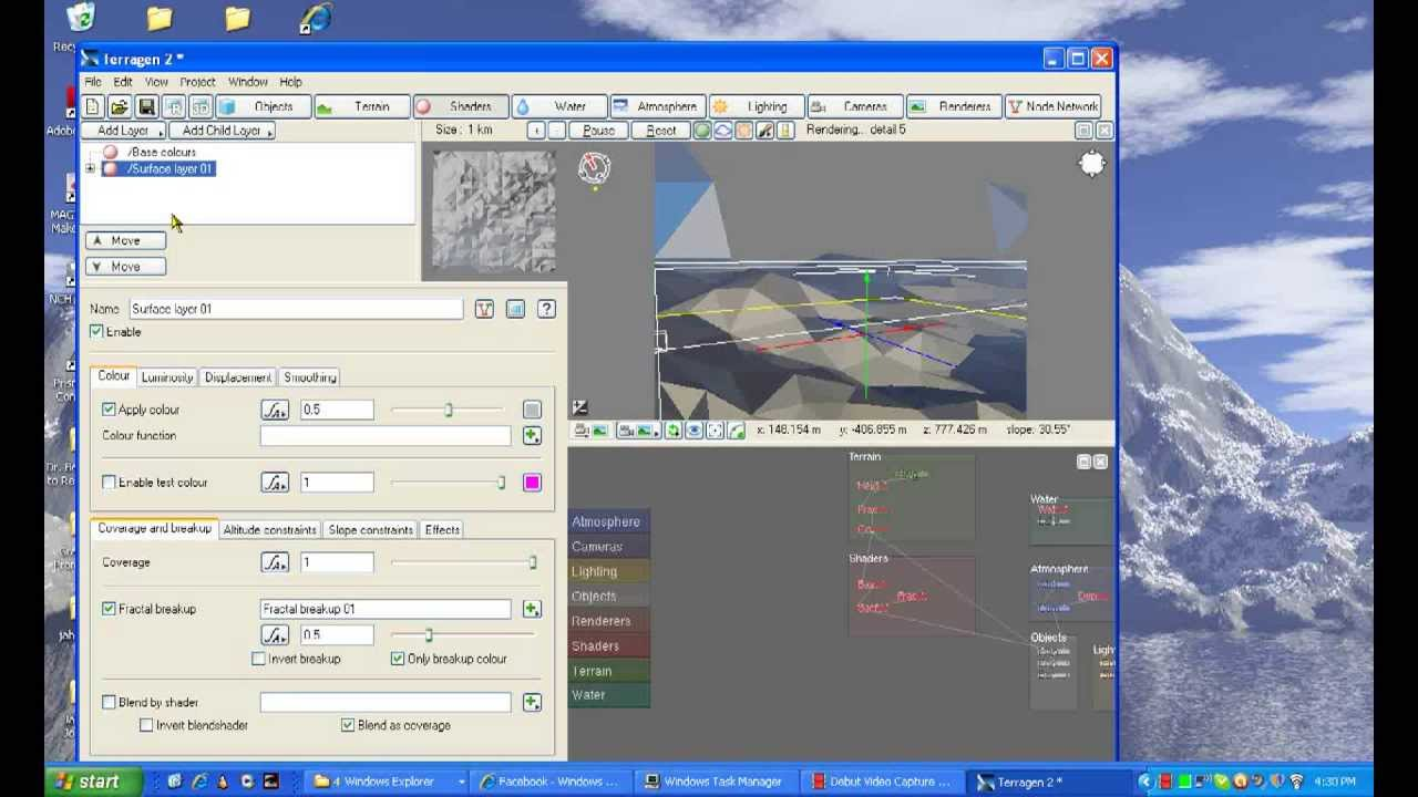 Image result for terragen 2 deep edition