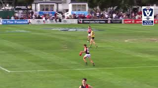 Sem Final Richmond vs Essendon VFL highlights 2018