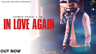 In Love Again - Harman Hundal | GB | (Official Music Video)