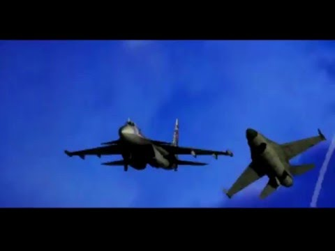 Ace Combat 2 - Mission 21 : Fighters Honor and Ending