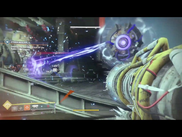 Rally Barricade Reload For Hunters Solo