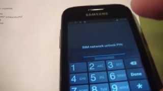 Unlock Samsung Galaxy Discover S730M