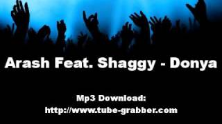 Arash Feat Shaggy Donya *HQ + Lyrics