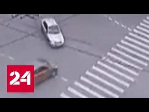 ДТП в Москве: три человека погибли на автобусной остановке