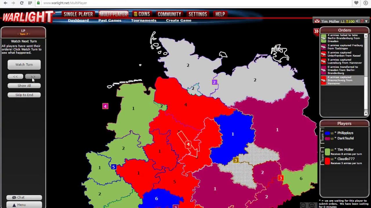 Risiko Online Deutsch