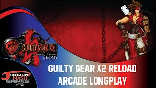 Guilty Gear X2 Reload - PC Longplay
