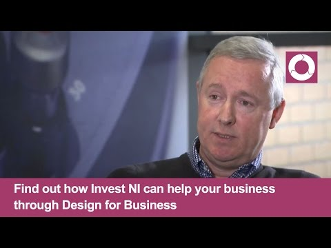 Design for Business | How Invest NI can help your Business