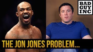 Who can challenge Jon Jones?
