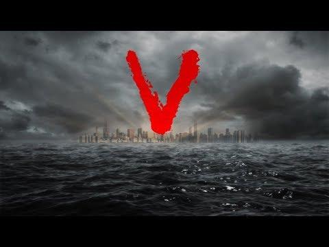 V 2009 TV series  The Visual FX of V.