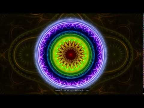 "ALL 7 Chakras In One Meditation ""SPIRITUAL POWER"" - Tibetan Bowls - Brainwave Entrainment"
