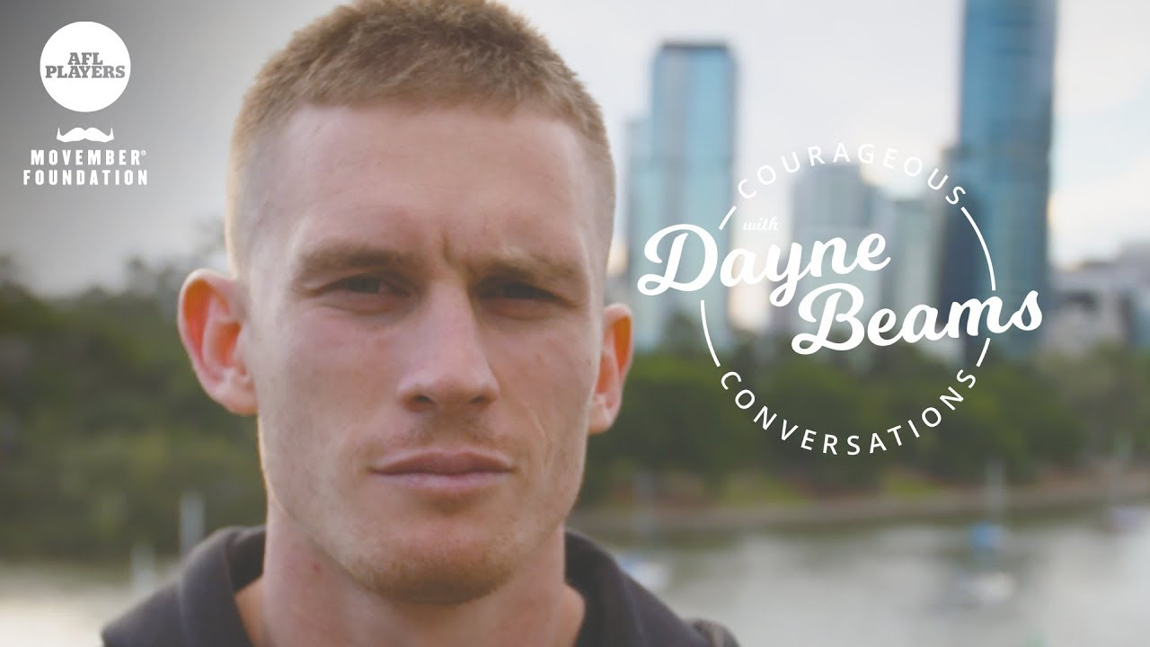 Courageous Conversations: Dayne Beams