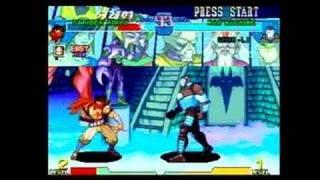 Marvel vs. Capcom: Clash of Super Heroes PlayStation