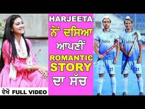 Harjeeta ne Dasya Apni Romantic Story Da Sach Ammy Virk Harjeeta Dekho Full Video Oops Tv