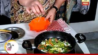 घे भरारी : खा हेल्दी राहा हेल्दी : व्हेजिटेबल सूप