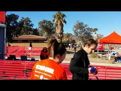 Lake Mead Marathon - Sean's Race [09-JAN-2016] Near Las Vegas, Nevada
