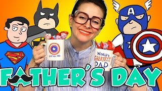 Father's Day DIY Coffee Mug Craft - Captain America Inspired | A Crafty Carol Cool School Craft