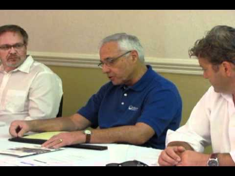 Boat Show and Beyond! Panel - Marina Mile Assn. Nov 17, 2011