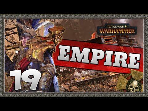 GELT'S FURY! Total War: Warhammer - Empire Campaign #19