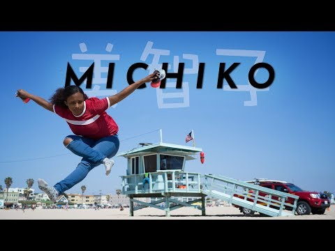 Mary J. Blige - Just Fine ft. Bgirl Michiko in Venice Beach | YAK FILMS