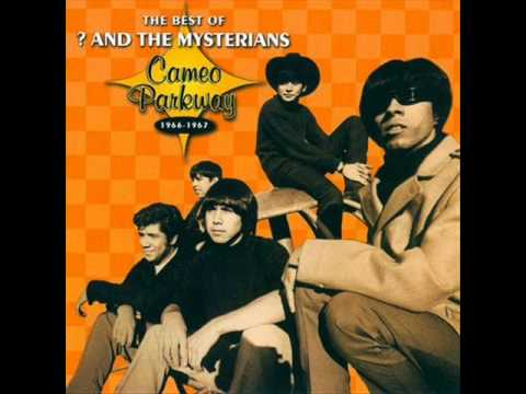 Question Mark and The Mysterians - Can't Get Enough Of You Baby